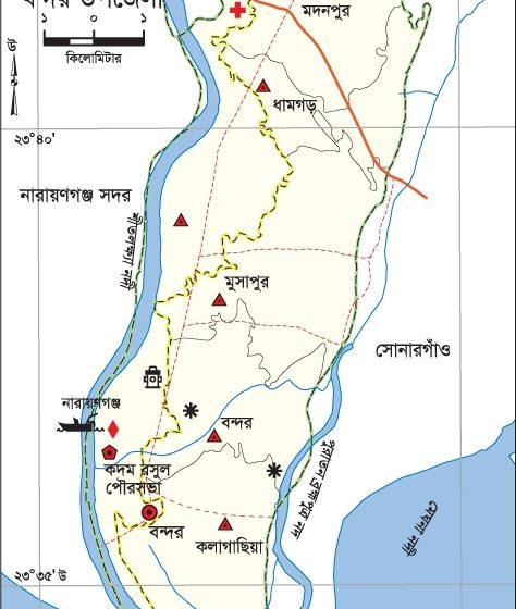 নারায়ণগঞ্জ বন্দর মাদরাসা