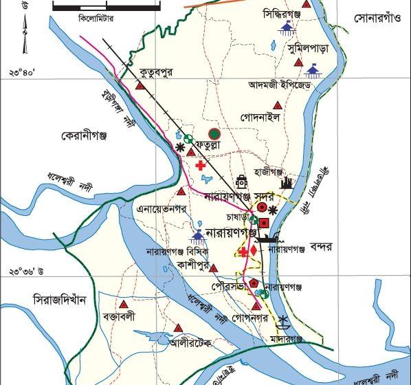 সিদ্ধিরগঞ্জ ফতুল্লা সদর
