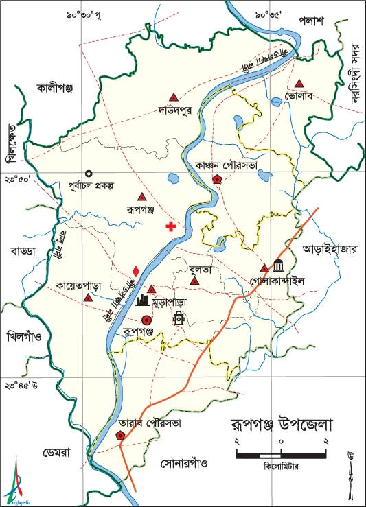 রূপগঞ্জ মাদরাসা