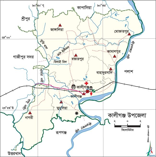 কালীগঞ্জ মাদরাসা